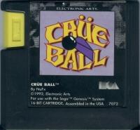 Crüe Ball: Heavy Metal Pinball Box Art