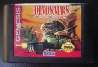 Dinosaurs for Hire Box Art