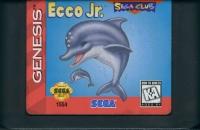 Ecco Jr. Box Art