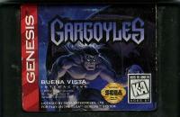 Gargoyles Box Art
