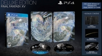 Final Fantasy XV - Deluxe Edition Box Art