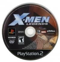 X-Men Legends Box Art