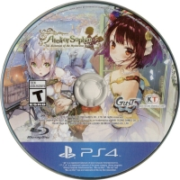 Atelier Sophie: The Alchemist of the Mysterious Book Box Art