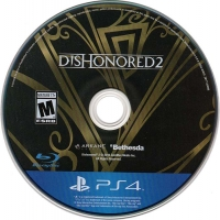 Dishonored 2 Box Art
