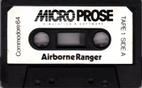 Airborne Ranger Box Art