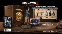 Uncharted 4: A Thief's End - Libertalia Collector's Edition Box Art
