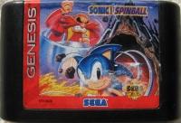 Sonic Spinball (VRC) Box Art