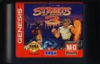 Streets of Rage 3 Box Art