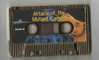 Attack of The Mutant Camels - Gunship Gold Cassette Box Art