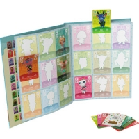Animal Crossing amiibo cards Collectors Album (Series 3) Box Art