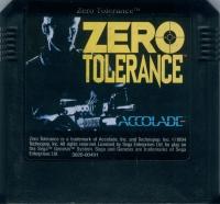 Zero Tolerance Box Art