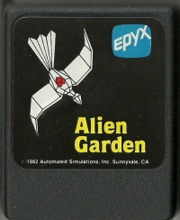 Alien Garden Box Art