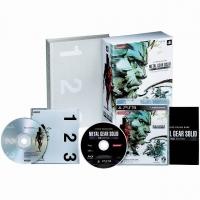 Metal Gear Solid - HD Edition Premium Package Box Art