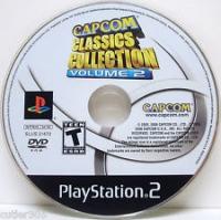 Capcom Classics Collection: Volume 2 Box Art