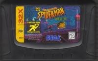 Amazing Spider-Man, The: Web of Fire Box Art