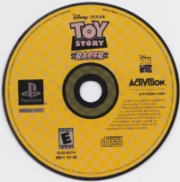 Disney / Pixar's Toy Story Racer Box Art