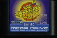 Adventures of Mighty Max, The Box Art