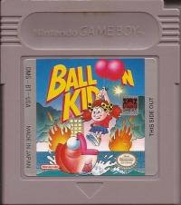 Balloon Kid Box Art