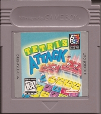 Tetris Attack Box Art