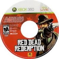 Red Dead Redemption Box Art