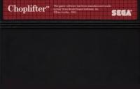Choplifter Box Art