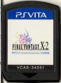 Final Fantasy X-2 HD Remaster (English Version) Box Art