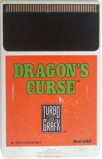 Dragon's Curse Box Art