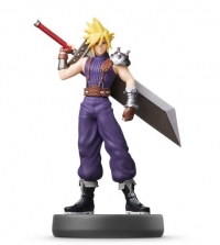 Cloud - No.57 Super Smash Bros. Collection Box Art
