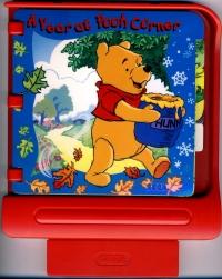 Year at Pooh Corner, A (red cart) Box Art