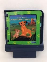 Disney's The Lion King: Adventures at Pride Rock (purple cart) Box Art