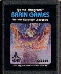 Brain Games (Picture Label) Box Art