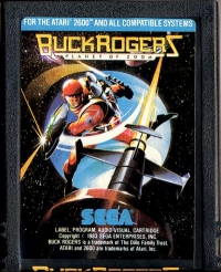 Buck Rogers: Planet of Zoom Box Art