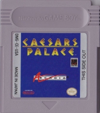 Caesars Palace (Arcadia) Box Art
