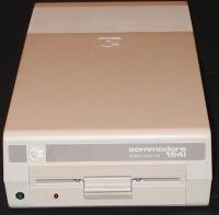 Commodore Disk Drive 1541 Box Art
