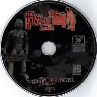 House of the Dead 2, The Box Art