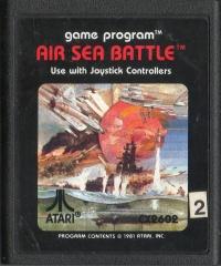Air-Sea Battle (black CX2602) Box Art