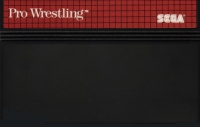 Pro Wrestling (No Limits℠) Box Art