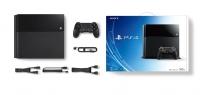 Sony PlayStation 4 CUH-1000A Box Art