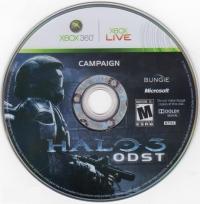 Halo 3: ODST Box Art