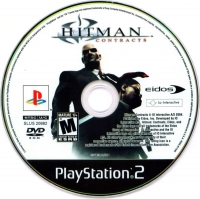 Hitman: Contracts Box Art
