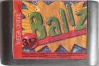 Ballz 3D Box Art