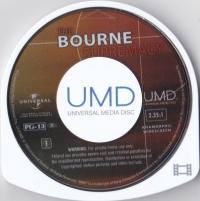 Bourne Supremacy, The Box Art