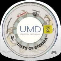 Tales of Eternia Box Art