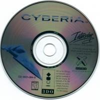 Cyberia Box Art
