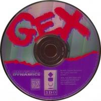 Gex Box Art