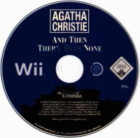 Agatha Christie: And Then There Were None Box Art