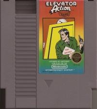 Elevator Action (3 screw cartridge) Box Art