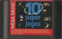 10 Super Jogos Box Art
