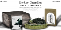 Last Guardian, The - Collector's Edition Box Art