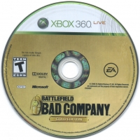 Battlefield: Bad Company - Gold Edition Box Art